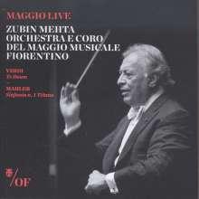 Zubin Mehta & Orchestra del Maggio Musicale Fiorentino, CD