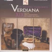 Luigi Magistrelli - Verdiana, CD