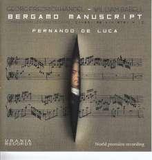 Georg Friedrich Händel (1685-1759): Cembalowerke (Bergamo Manuscript), CD