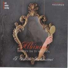 Tomaso Albinoni (1671-1751): Kantaten, CD