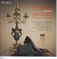 Gioacchino Rossini (1792-1868): Soirees Musicales, CD