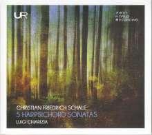 Christian Friedrich Schale (1713-1800): Cembalosonaten, CD