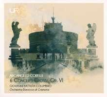 Arcangelo Corelli (1653-1713): Concerti grossi op.6 Nr.1,3,4,8,9,10, CD