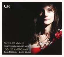 Antonio Vivaldi (1678-1741): Violinkonzerte RV 208 & 234, CD