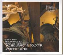 Sacred Liturgy in Bologna, CD