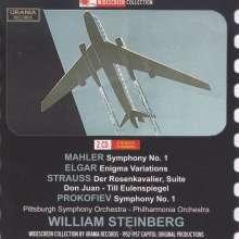 William Steinberg dirigiert, 2 CDs