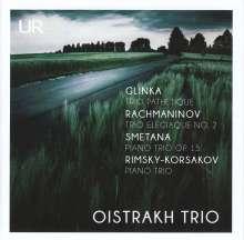 Oistrach Trio - Glinka / Rachmaninoff / Smetana / Rimsky-Korssakoff, 2 CDs