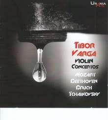 Tibor Varga - Violin Concertos, 2 CDs