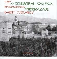 Nikolai Rimsky-Korssakoff (1844-1908): Scheherazade op.35, 2 CDs