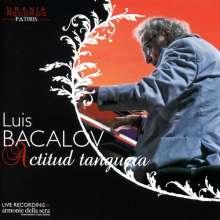 Luis Bacalov - Actitud tanguera, CD