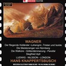 Hans Knappertsbusch dirigiert Wagner, 2 CDs