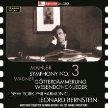 Gustav Mahler (1860-1911): Symphonie Nr.3, 2 CDs