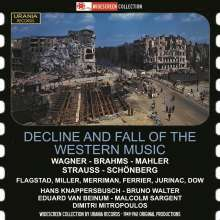 Decline and Fall of the Western Music, 2 CDs