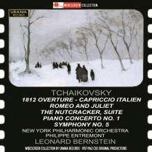 Peter Iljitsch Tschaikowsky (1840-1893): Symphonie Nr.5, 2 CDs