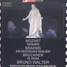 Die Bruno Walter dirigiert, 2 CDs