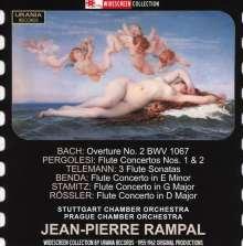Jean-Pierre Rampal, Flöte, 2 CDs