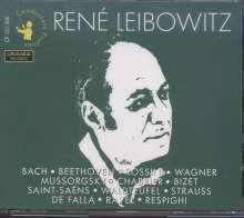 Rene Leibowitz  - Conductors Profiles, 4 CDs