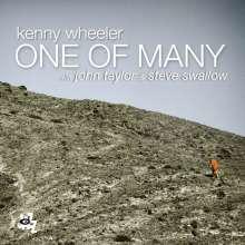 Kenny Wheeler (1930-2014): One Of Many, CD