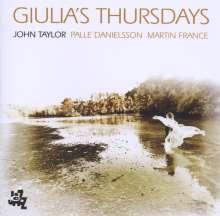 John Taylor (Piano) (1942-2015): Giulia's Thursday, CD