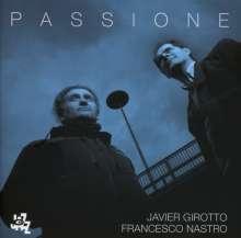 Javier Girotto & Francesco Nastro: Passione, CD
