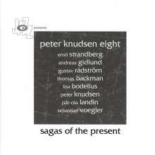 Peter Knudsen: Sagas Of The Present, CD