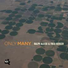 Ralph Alessi & Fred Hersch: Only Many, CD