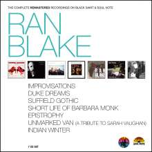 Ran Blake (geb. 1935): The Complete Remastered Recordings On Black Saint & Soul Note, 7 CDs