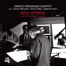 Enrico Pieranunzi (geb. 1949): New Spring: Live At The Village Vanguard, CD