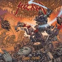 Skelator: Cyber Metal, LP