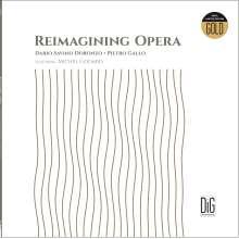 Dario Savino Doronzo - Reimagining Opera (180g), LP