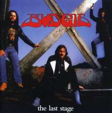 Budgie: The Last Stage, CD