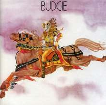 Budgie: Budgie (Expanded & Remastered), CD