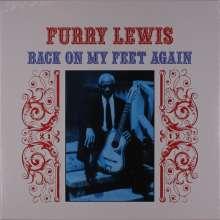 Furry Lewis: Back On My Feet Again (180g), LP