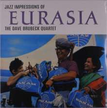 Dave Brubeck (1920-2012): Jazz Impressions Of Eurasia (180g), LP