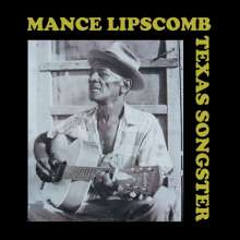 Mance Lipscomb: Texas Songster, LP