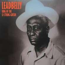Leadbelly (Huddy Ledbetter): King Of The 12-String Guitar, LP