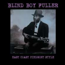 Blind Boy Fuller: East Coast Piedmont Style, LP