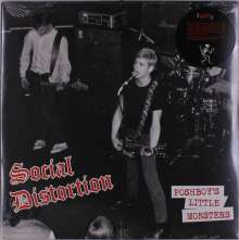 Social Distortion: Poshboy's Little Monsters (remastered), LP