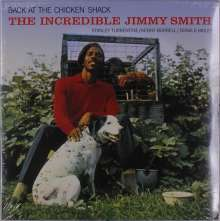 Jimmy Smith (Organ) (1928-2005): Back At The Chicken Shack (Limited-Edition), LP