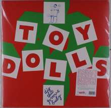Toy Dolls (Toy Dollz): Dig That Groove Baby (remastered), LP