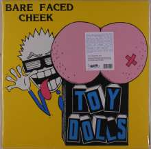 Toy Dolls (Toy Dollz): Bare Faced Cheek (remastered), LP