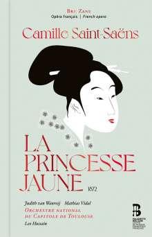 Camille Saint-Saens (1835-1921): La Princesse Jaune, CD