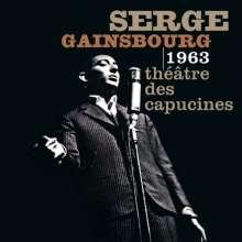 Serge Gainsbourg (1928-1991): Théâtre Des Capucines 1963, LP