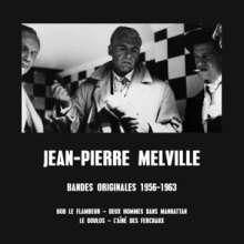 Jean-Pierre Melville: Filmmusik: Bandes Originales 1956-1963, LP
