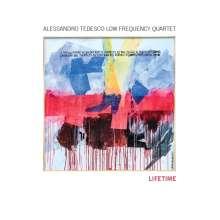 Alessandro Tedesco (geb. 1976): Lifetime, CD