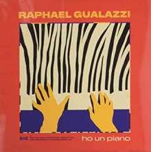Raphael Gualazzi: Ho Un Piano, CD