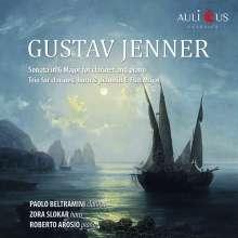 Gustav Jenner (1865-1920): Klarinettensonate op.5, CD