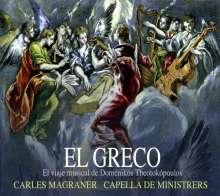 El Greco - Die musikalische Reise des Domenikos Theotokopoulos, CD