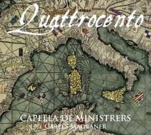 Quattrocento - Music and Dance of Aragon's Crown in Naples, CD