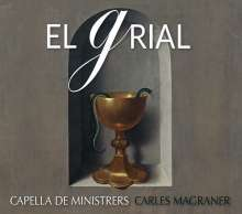El Grial - Medieval Music and Literature on the Theme of the Holy Grail, CD